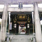 (櫛田神社) 飾り山笠が一年中展示