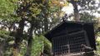 史跡探勝路 神橋・滝尾神社ハイキングコース