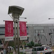 尾張一宮駅の駅ビル