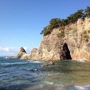 日本海側の芸術美