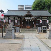 敷津松之宮 (大国主神社)