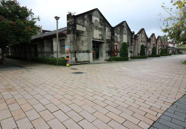 台中文化創意産業園区