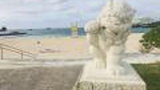 恩納海浜公園 ナビービーチ