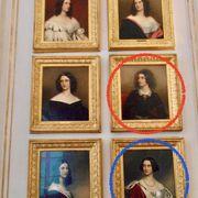 王様の美人画コレクションとノイシュヴァン~の貴公子の生まれたお部屋が見られます!