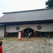 松蔭神社 都会の静けさ