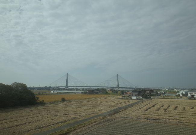 矢部川大橋