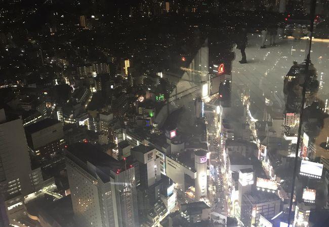 渋谷のシンボル的なお店でした