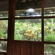 古民家の沖縄そば