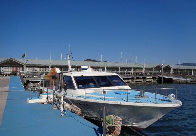 安田産業汽船 (長崎空港~ハウステンボス行路)