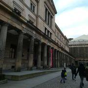 ベルリンでエジプトの博物館「王妃ネフェルティティの胸像」