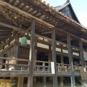 歴史のある古い建物