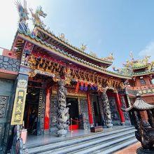 鳳邑旧城城隍廟