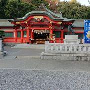 金町にある、金神社