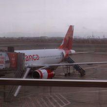 ホルヘ チャべス国際空港 (LIM)
