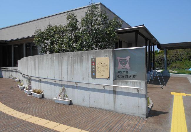 鳥取県立むきばんだ史跡公園 (妻木晩田遺跡)