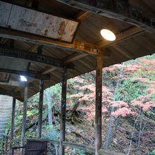 まるで京都にいるみたい