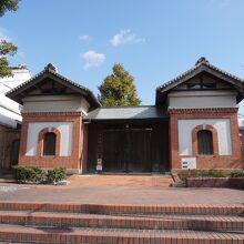 磐田市役所旧赤松家記念館