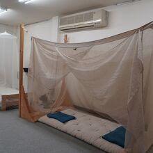 蚊帳の博物館