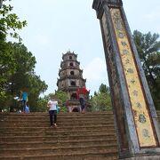 フエ最古の禅寺