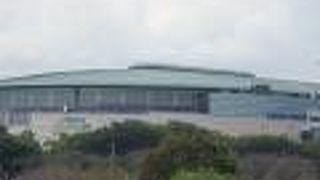 競輪以外のイベントも開催される大きなドーム
