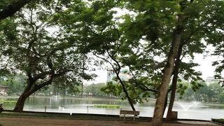 ティエンクアン湖