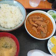 もつ煮と言えば渋川の永井食堂
