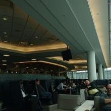 ミネアポリス セントポール国際空港 デルタスカイクラブ