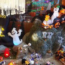 ハロウィンの飾りつけが超可愛かったです。子供たちが喜びそう!