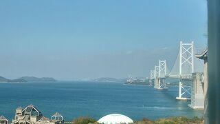 初瀬戸大橋 byマリンライナー