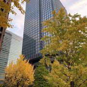 【丸の内】秋の新丸の内ビルディング