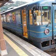 観光列車としての利用なら良いかも