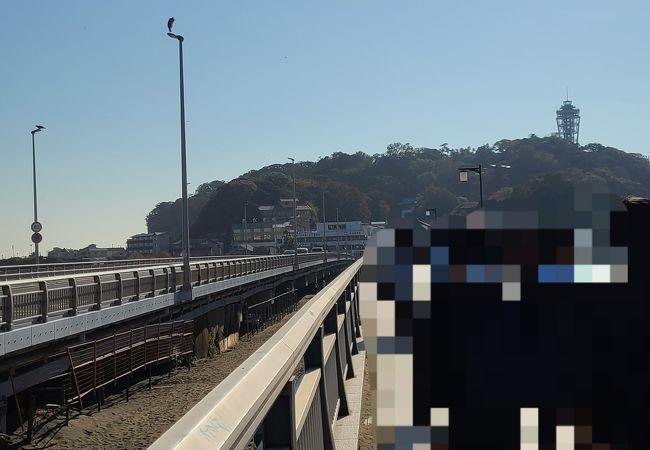 江の島大橋 江の島弁天橋