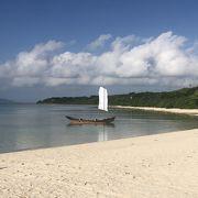 一番観光客が多いビーチ