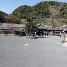 仙巌園(磯庭園) 御殿
