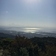天覧台 (六甲山上展望台)