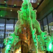 MISIAの歌声とクリスマスツリー