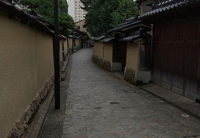 長町武家屋敷跡界隈