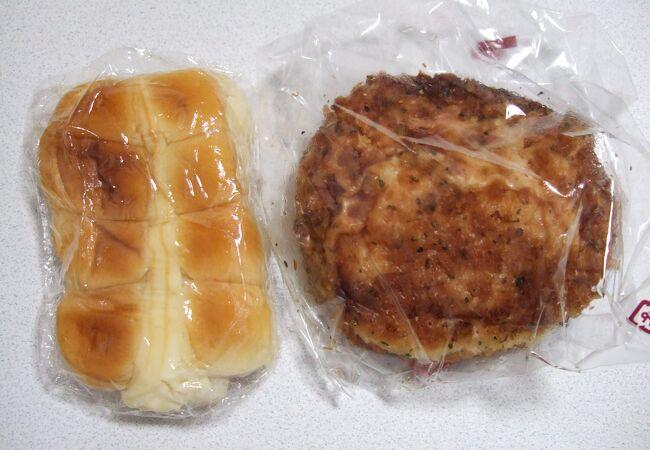 (再訪)とろうま明太ポテさらパン