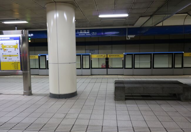 台北駅のお隣り