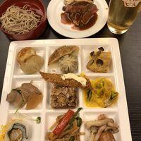夕食(浅間)