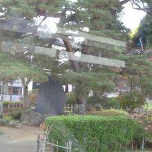 伝弁慶の墓