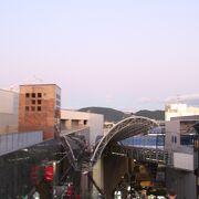 京都駅の名所