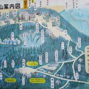 鏡池は「御手洗池」とも言われる東西38m、南北28mの楕円形の池で、出羽三山神社本殿前にあります。