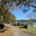 自然の中でキャンプを楽しめるロケーション