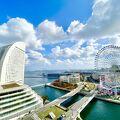 横浜で一番良いホテルなのでは