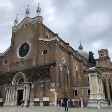 サンティッシマ ジョヴァンニ エ パオロ教会