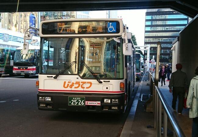 きた じょうてつ バス