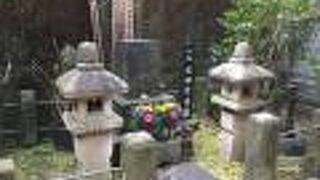 杉田玄白の墓