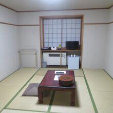ガーデンハウスの客室