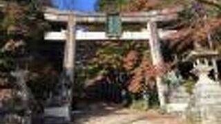 胡宮神社社務所庭園